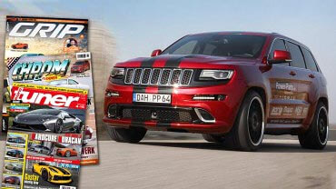 Jeep Grand Cherokee SRT8 Power Parts Edition
