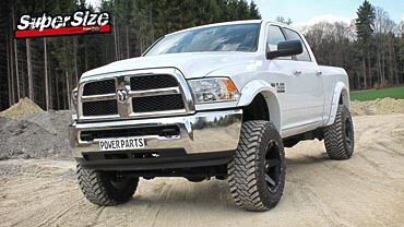 RAM 2500 Heavy Duty SuperSize