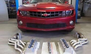 Chevrolet Camaro LS7