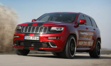 "Jeep Grand Cherokee SRT8 ""Power Parts Edition"""