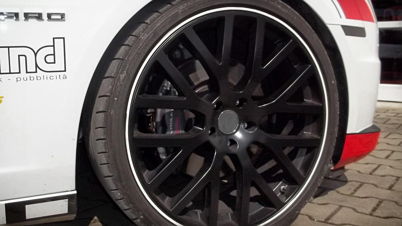 Chevrolet Camaro SE 2014