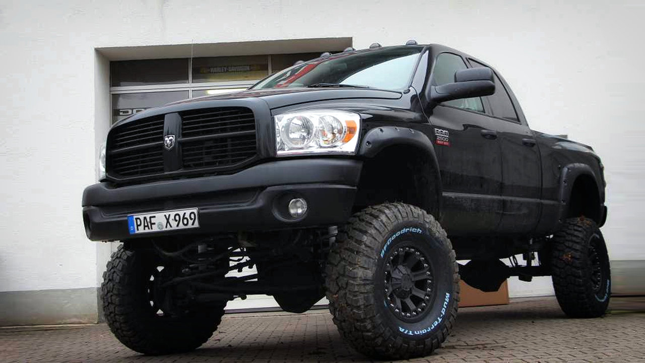dodge ram 2500 off road parts car autos gallery. Black Bedroom Furniture Sets. Home Design Ideas