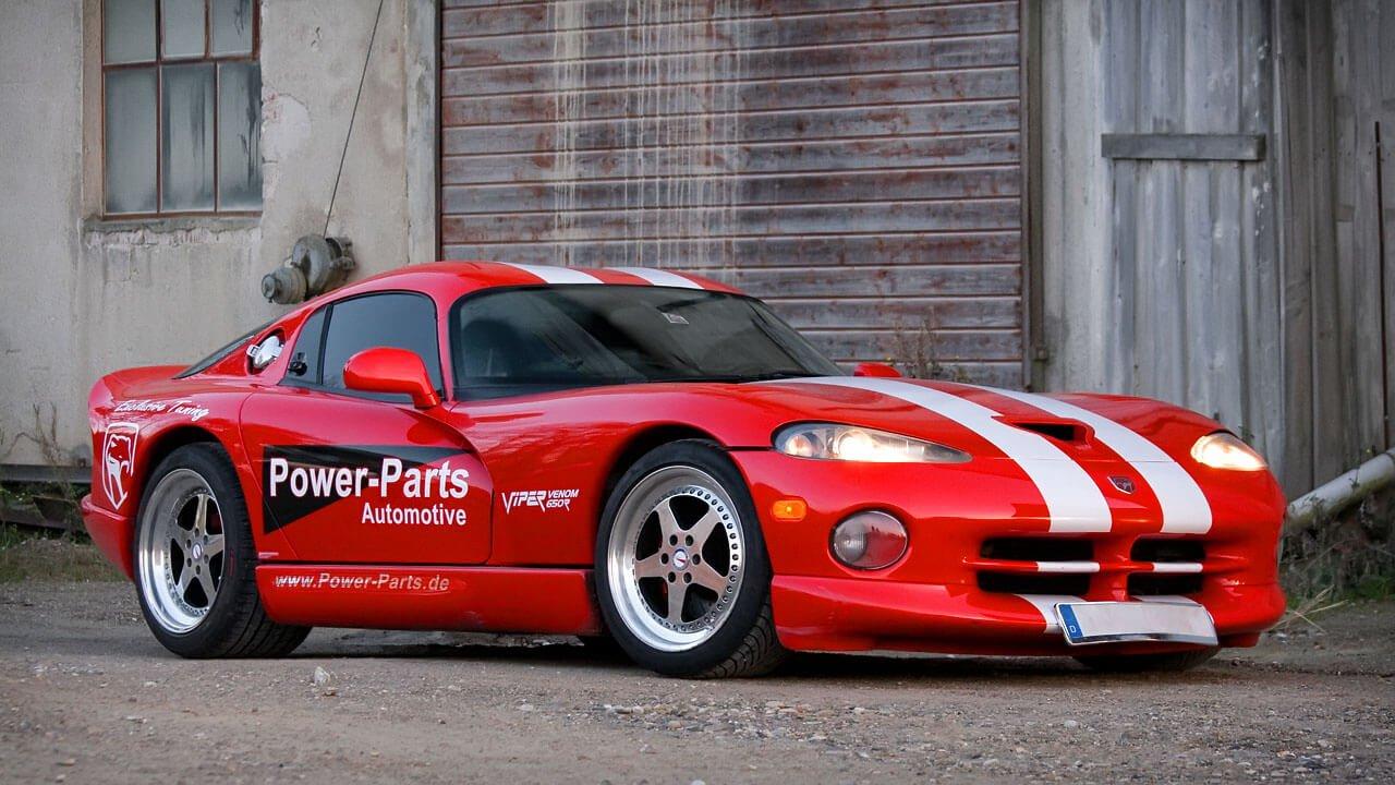 Dodge Viper Venom 650R