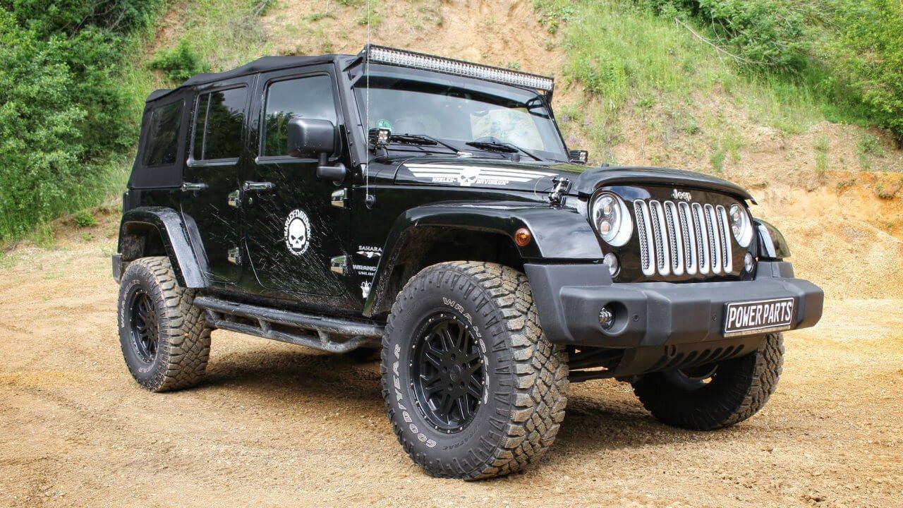 Jeep Wrangler Tuning >> Power Parts Automotive - Auspuffteile, Verschleißteile, Tuning ...
