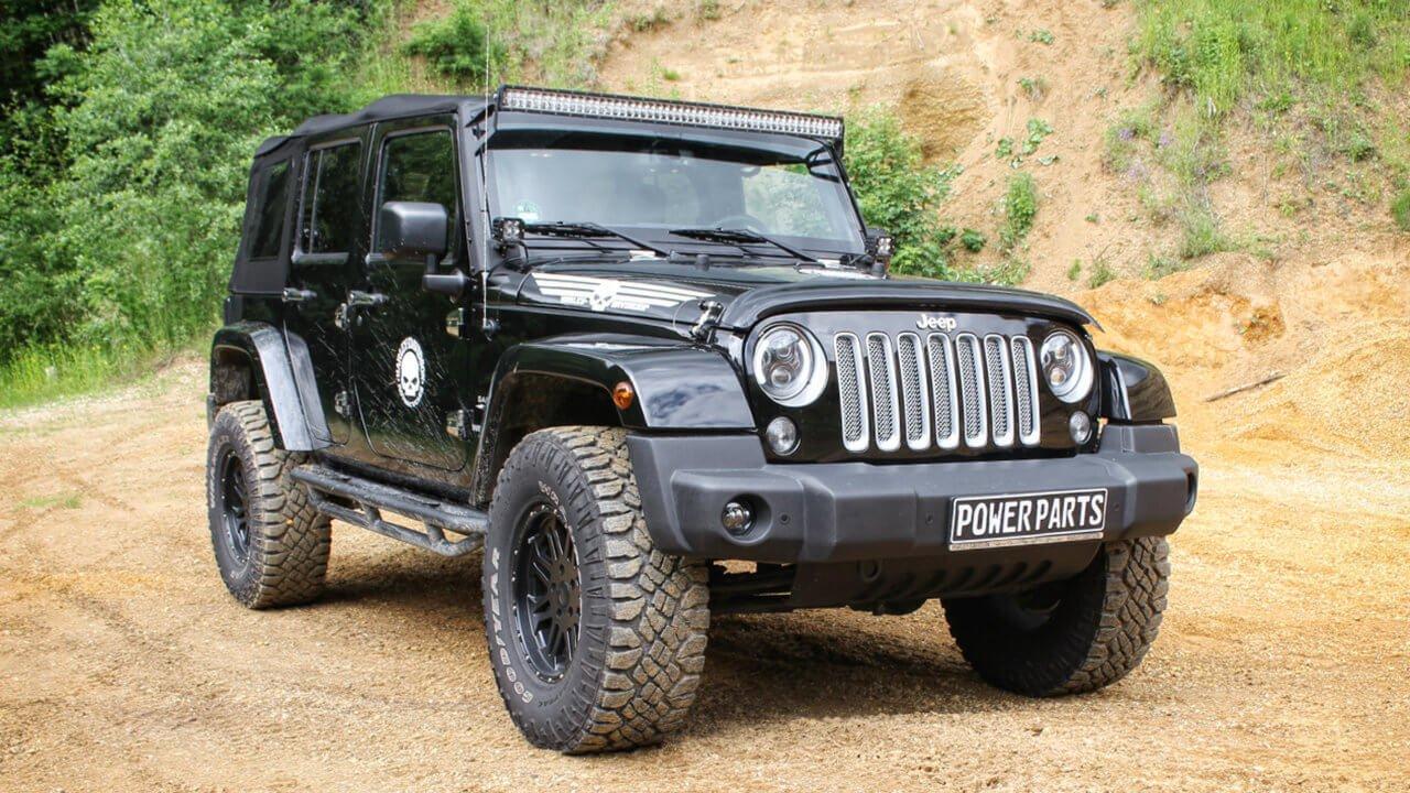 Jeep Wrangler V6 JK