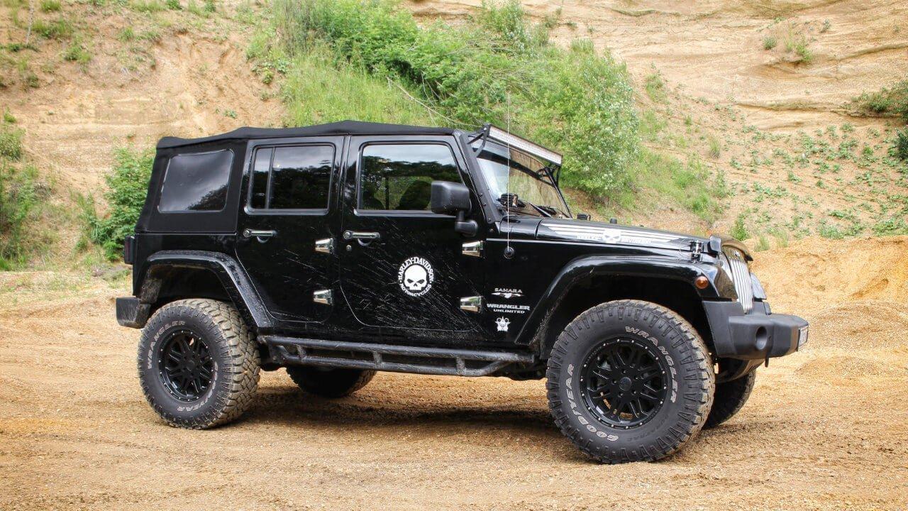 Jeep Wrangler V6 Jk Serie Mehr Leistung Mehr Offroad