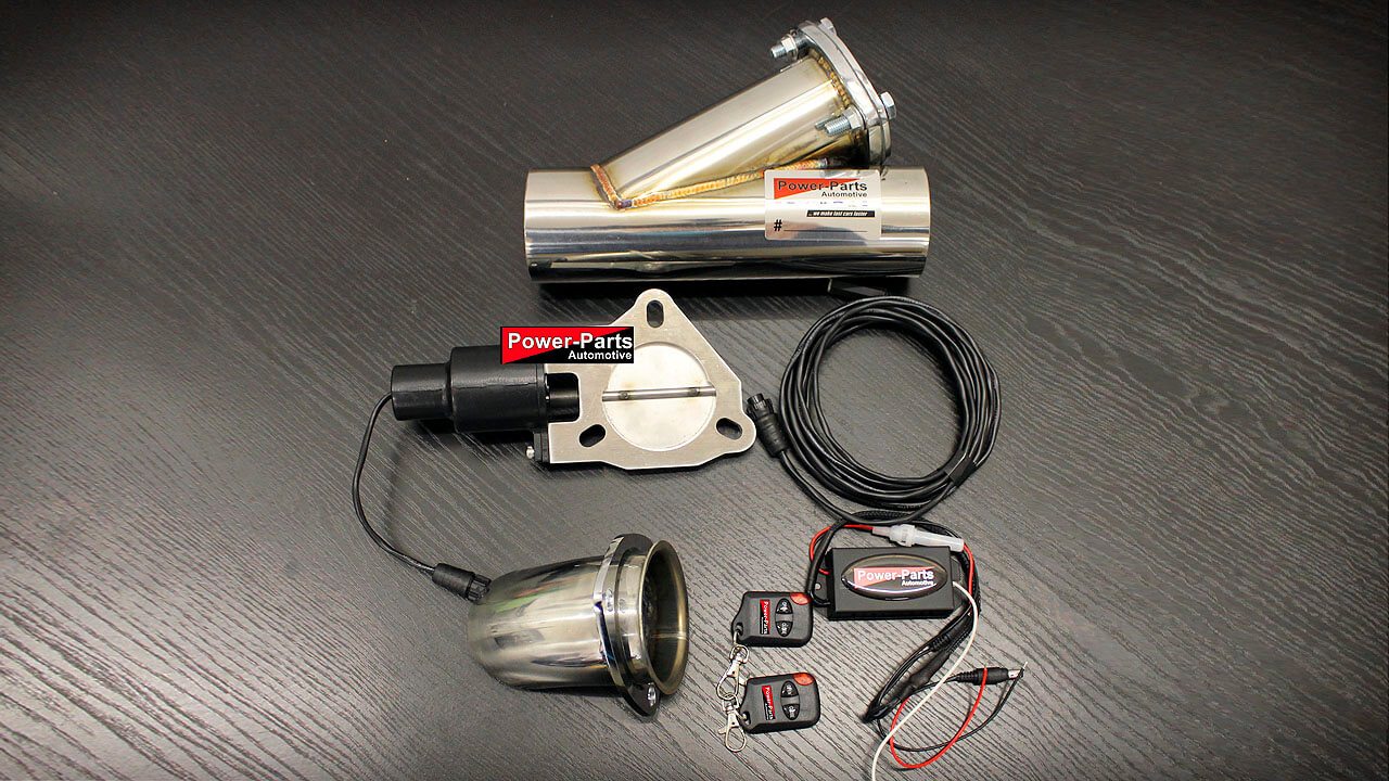 Cutout Auspuffklappensystem Power Parts Automotive 2012 Dodge Ram 1500 Exhaust Interessiert An Unseren Performance Systemen Dann Jetzt Bestellen