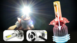 Hochleistungs LED-Lampen