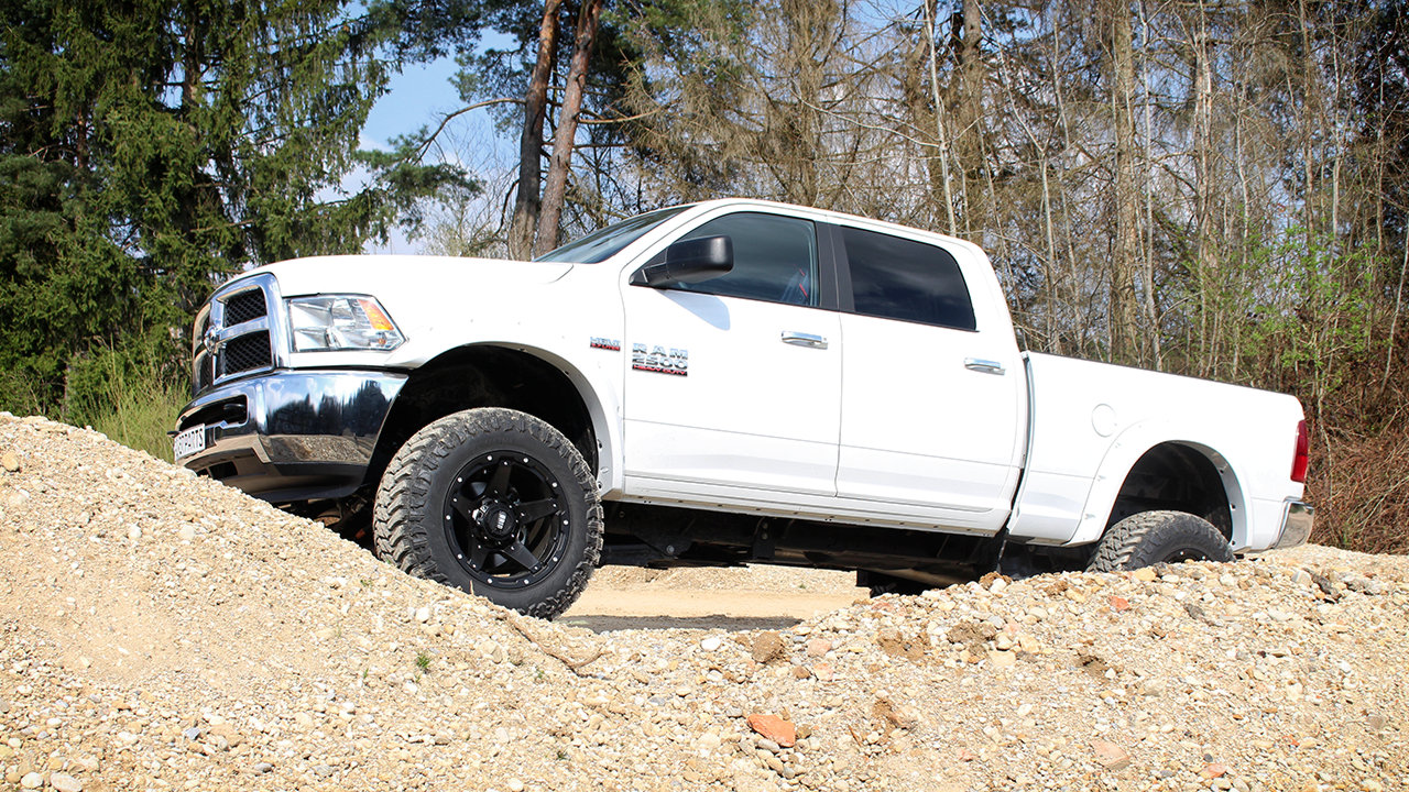 RAM 2500 SuperSize Heavy Duty