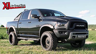 RAM 1500 Rebel SuperSize SteetLook