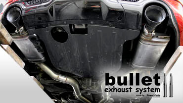 Bullet 2 System (Cat back Kit)