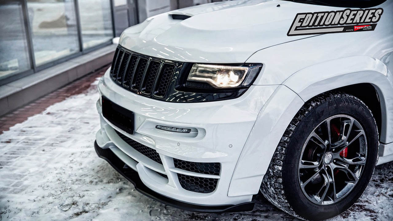 Jeep Grand Cherokee Power-Parts EditionSeries